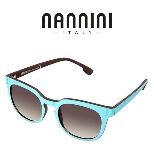 [NANNINI] HOPE / Greenwater+Brown - Gradient Color Lense