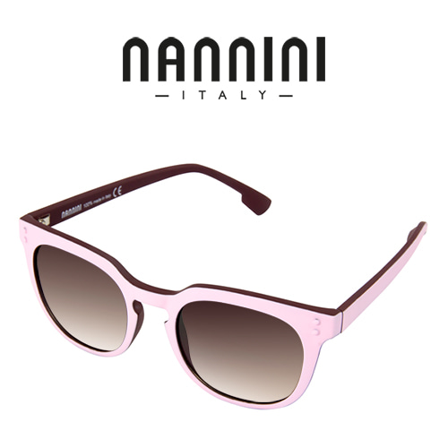 [NANNINI] HOPE / Pink + Brown - Gradient Color Lense