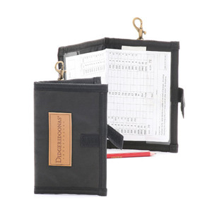 [Didgeridoonas] Golfer's Score Card Holder