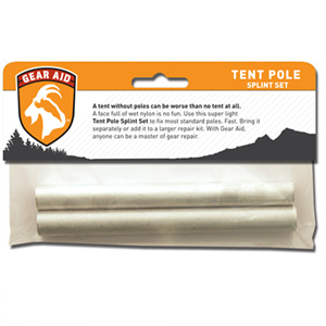 [GEAR AID] Tent Pole Splint Set