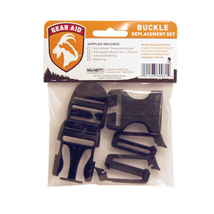 [GEAR AID] Buckle Replacement Set