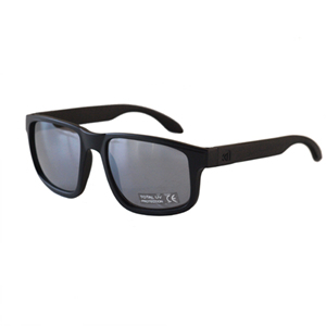 [NANNINI] NYC-ONE / Matt Black-Silver Mirror Lens