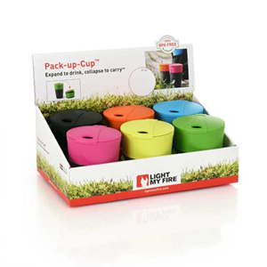 [LIGHT MY FIRE] CPID-Pack up Cup 12pcs