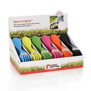 [LIGHT MY FIRE] CPID-Spork original 120pcs
