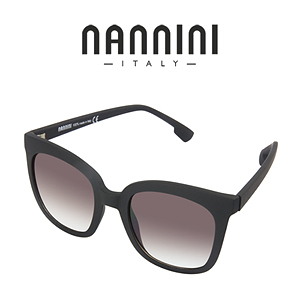 [NANNINI] JOY / Black - Gradient Color Lense