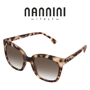 [NANNINI] JOY / Tortoise - Gradient Color Lense